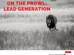 On the Prowl: Lead Generation