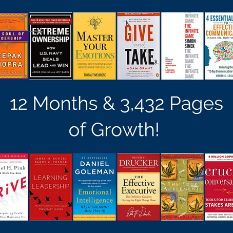 3,432 Pages of Growth!