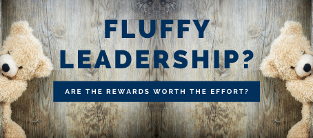Is Leadership Fluffy Like a Stuffed Animal?
