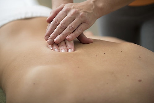 30 Minute Deep Muscle Massage Gift Certificate