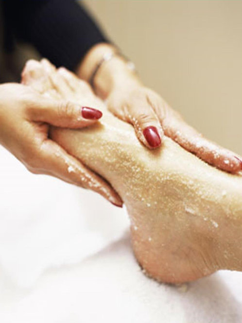 60 min Full Body Massage with Foot Scrub Gift Certificate