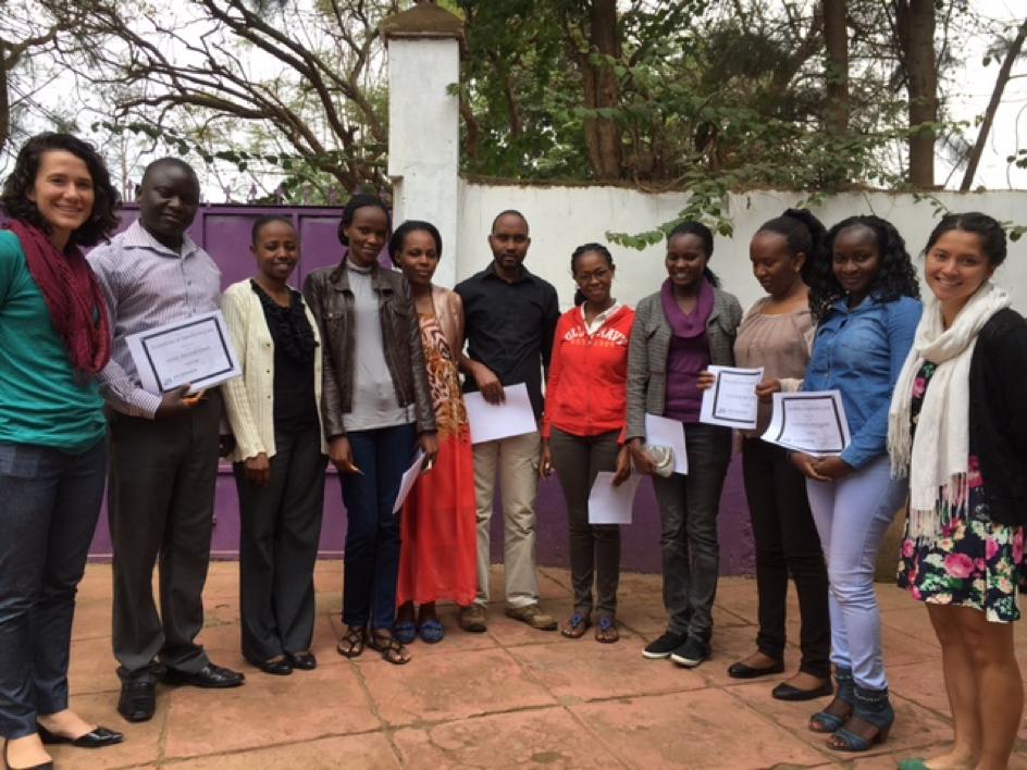 Jacaranda Health. Nairobi, Kenya