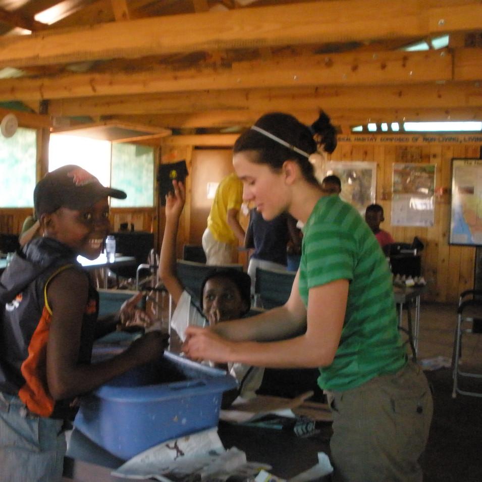Peace Corps. Namibia.
