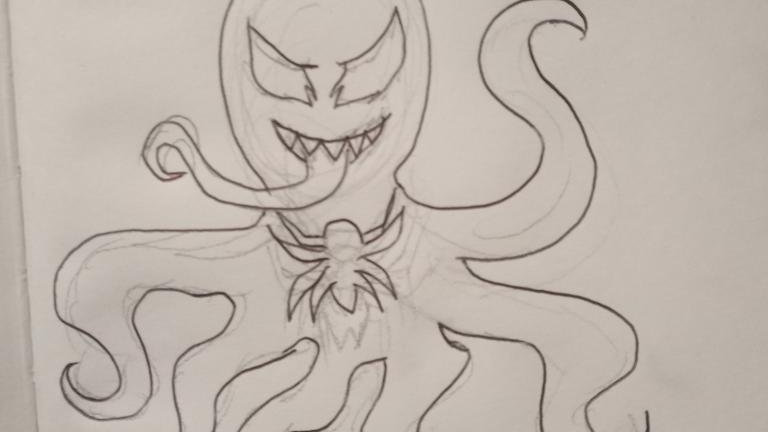 Venompuss plush