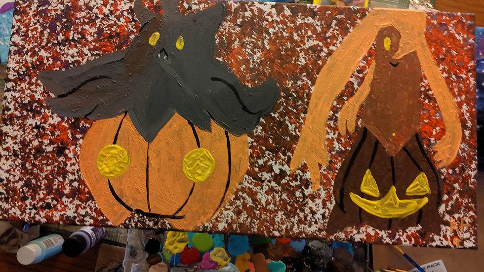 Spooky Pumpkin Bois
