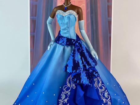 Tiana 10th Anniversary Dress Build