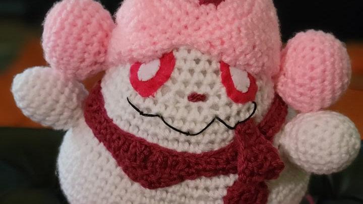 Slurpuff Crochet Pattern - PDF