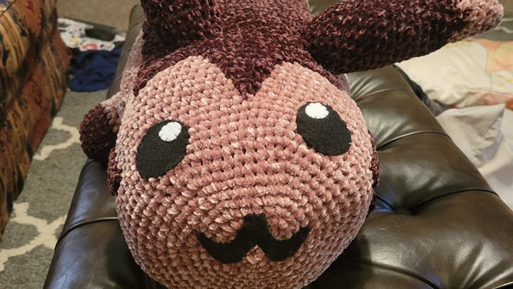Furret Crochet Pattern - PDF