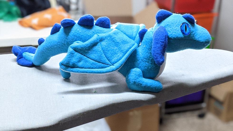 R2S: Shoulder Dragon plush