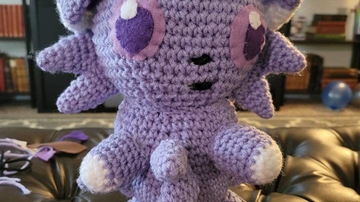Espurr Crochet Pattern - PDF