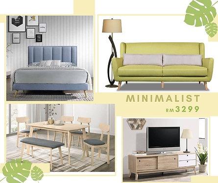 Minimalist Home Package
