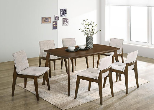 Lagenda(1609) 6 Seater Dining Set