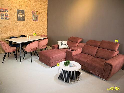 Fanconi Combo Living Room Set