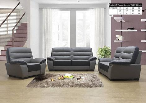 Cris 3 Seater Sofa