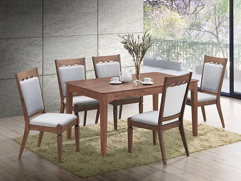 Classic 6 Seater Dining Set