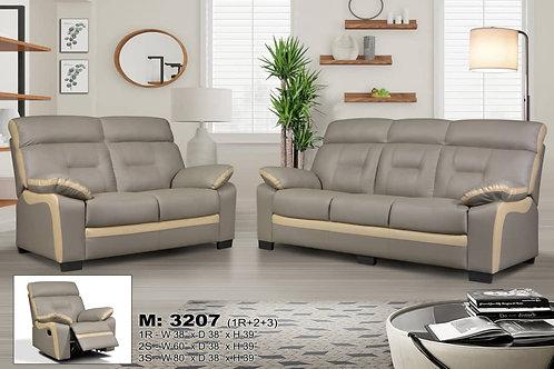 MX-3207 3 Seater Sofa