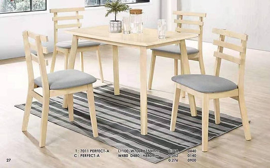 Perfect 4 Seater Dining Set