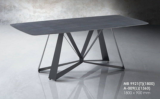 MX(9921) Ceramic Dining Table