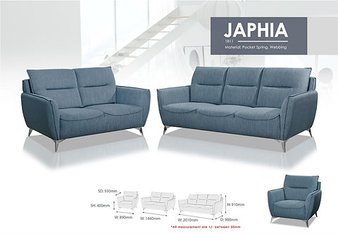 Japhia 3 Seater Sofa