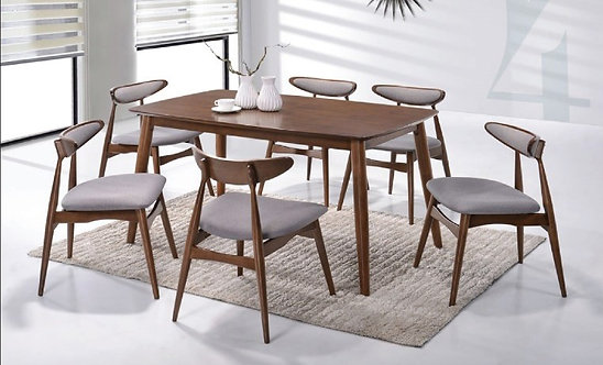 Vance 6 Seater Dining Set