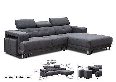 MX(2288) L-Shape Sofa