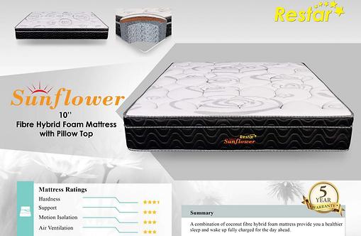 FiberStar Sunflower Mattress