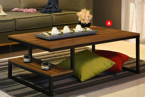 MX(CT545) Industrial Coffee Table