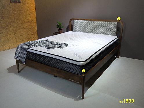 Akira(M34) Combo Queen Bed Set