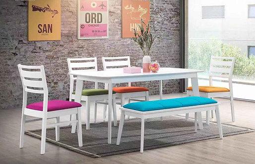 Kors 6 Seater Dining Set