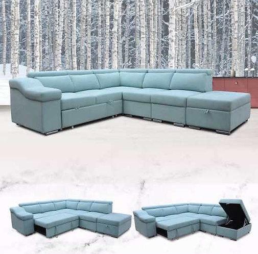Lazzo Corner Sofa Bed
