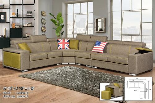 Flex Corner Sofa