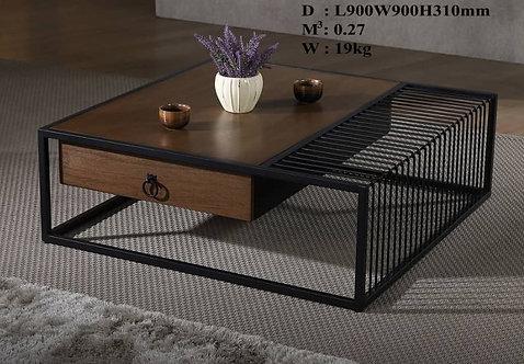 Davinson(D) Industrial Coffee Table