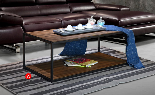 MX(CT573) Industrial Coffee Table