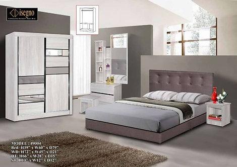 Edisegno 49004 Queen/King Bedroom Set