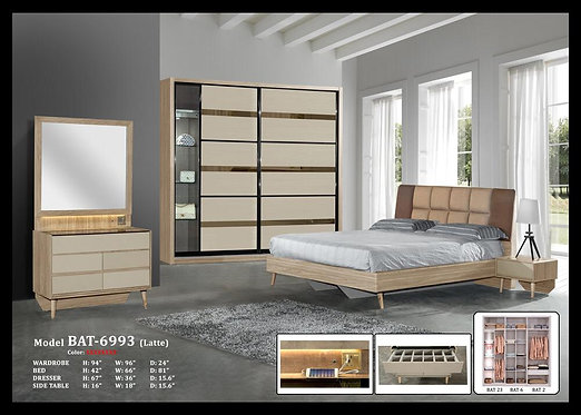 BAT6993 Queen/King Bedroom Set