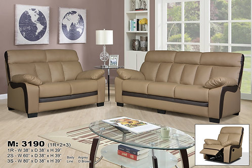 3190  3 Seater Sofa