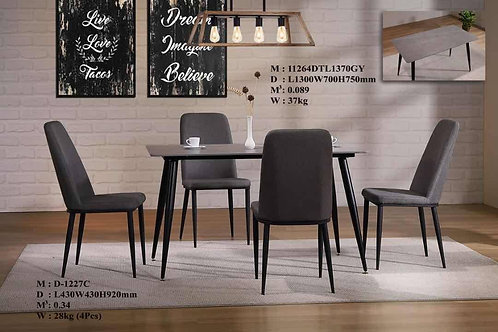 MX(11264GY) Ceramic Dining Table