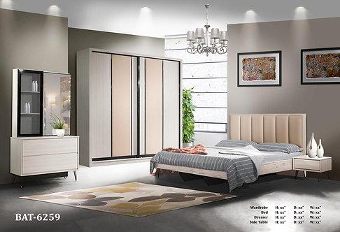 BAT6259 Queen/King Bedroom Set