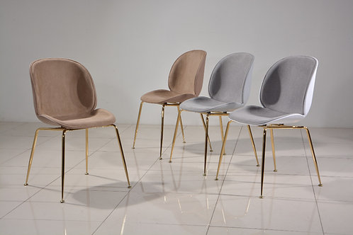 Rose Gold Mimo Chair