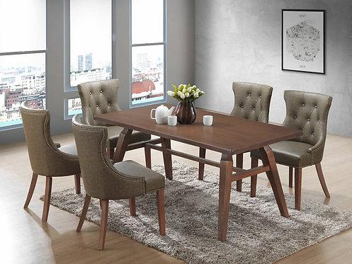 Vernice 6 Seater Dining set