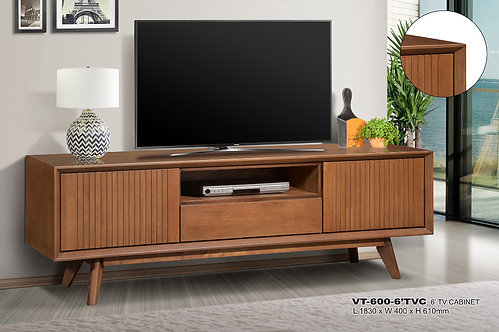 VT600 TV Cabinet (6ft)