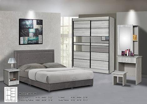 MRK 5699 Queen/King Bedroom Set
