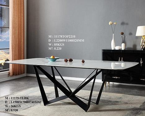 MX(11178A) Ceramic Dining Table