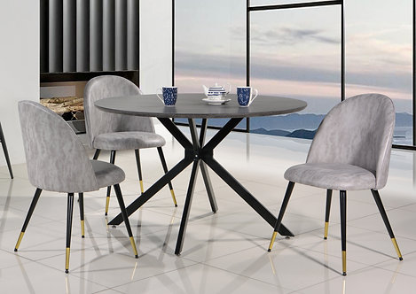FR89019 4 Seater Dining Set