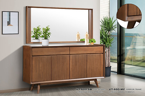 VT600 Sideboard With Mirror