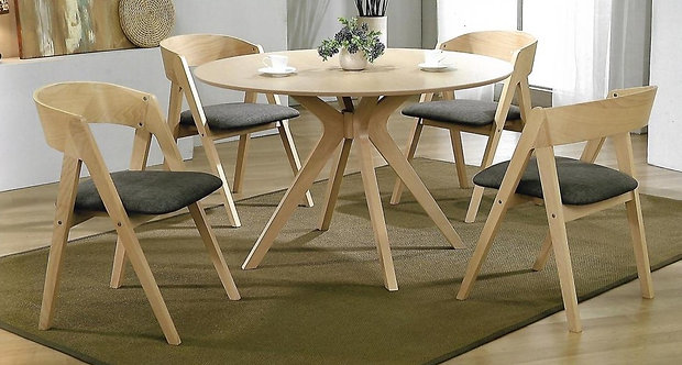 Roden Round 4 Seater Dining Set
