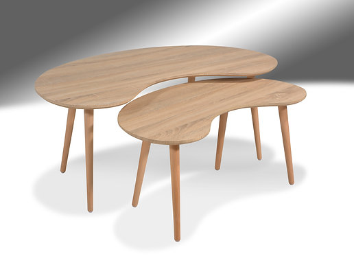 FR JM07 2in1 Coffee Table