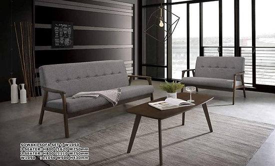 Sowaki 2+3 Vintage Sofa