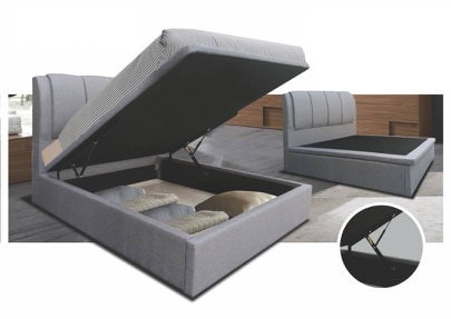 NMS-895 Queen/King Storage Bed Frame