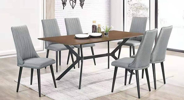 Joanne 6 Seater Dining Set